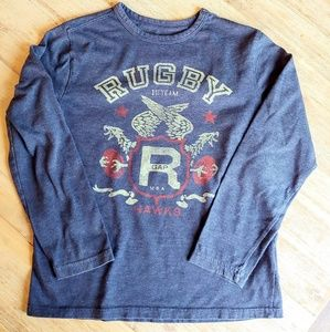 GAP rugby graphic tee